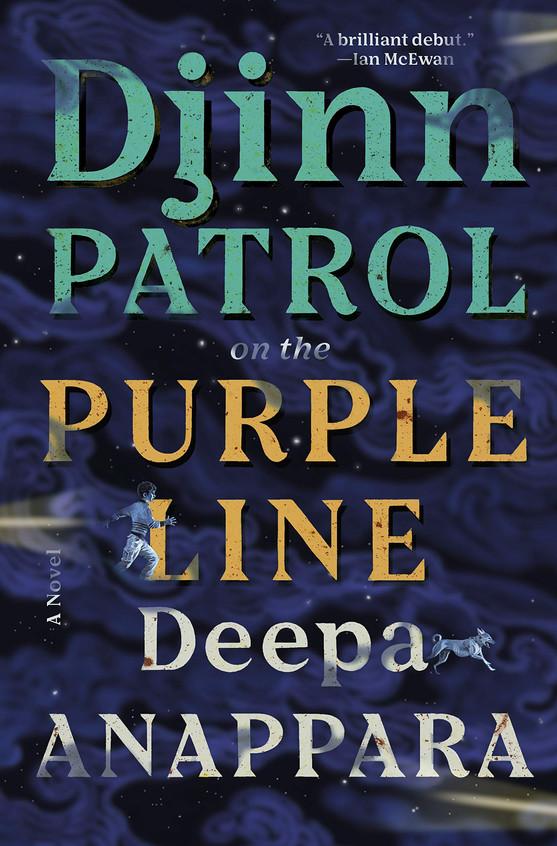Deepa Anappara Djinn Patrol on the Purpl