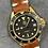 Thumbnail: 👍 TAG HEUER 1000 980.033 984.013 Brass Submariner Black Bay Bronze Style Watch