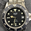 Thumbnail: 👍 Vintage Serviced TAG HEUER 1000 980.013 Black Submariner Style Dive Watch