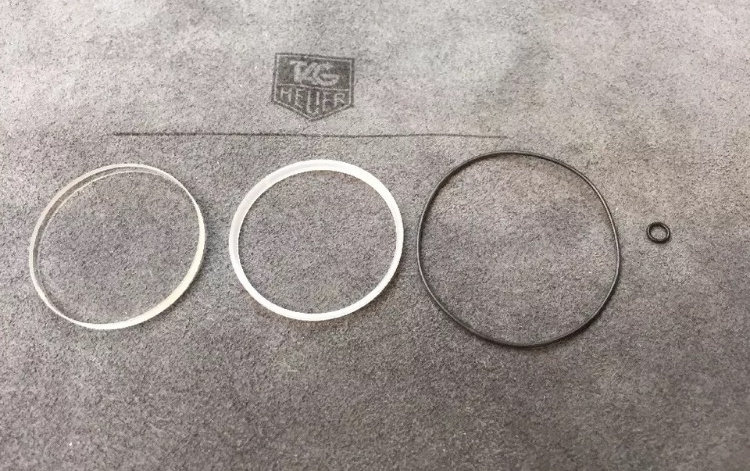 Gasket & Sapphire Crystal Package For Tag 1000