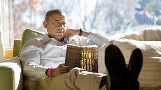 Barack Obama And His Books