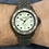 Thumbnail: Heuer Olive PVD 38mm thick case Night Diver watch 981.113 NOS Condition - Bond