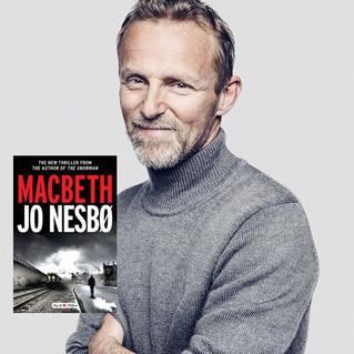 Jo Nesbo To Swop Harry Hole To Macbeth