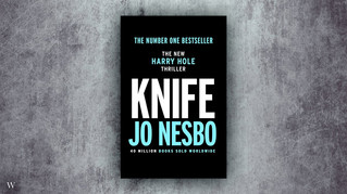 What To Read This Year: Jo Nesbo's Knife And 50 Other Entries