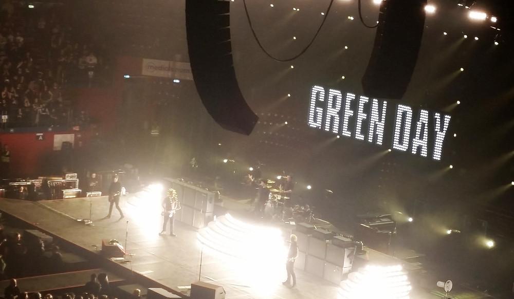 ©Era Kan. Green Day in Milan