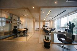 Salas de Reunião e Lounge
