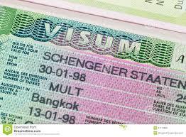 申请申根签证流程