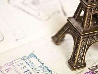 在中国法国签证申根签证资料所需