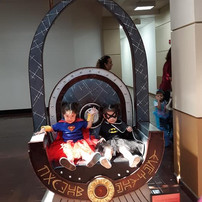 Halloween at Mall of the Americas