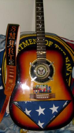 Guitar Shadow Box