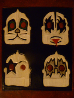 KISS/Iron Giant Tablet Cover