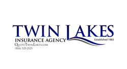 Twin lakes logo