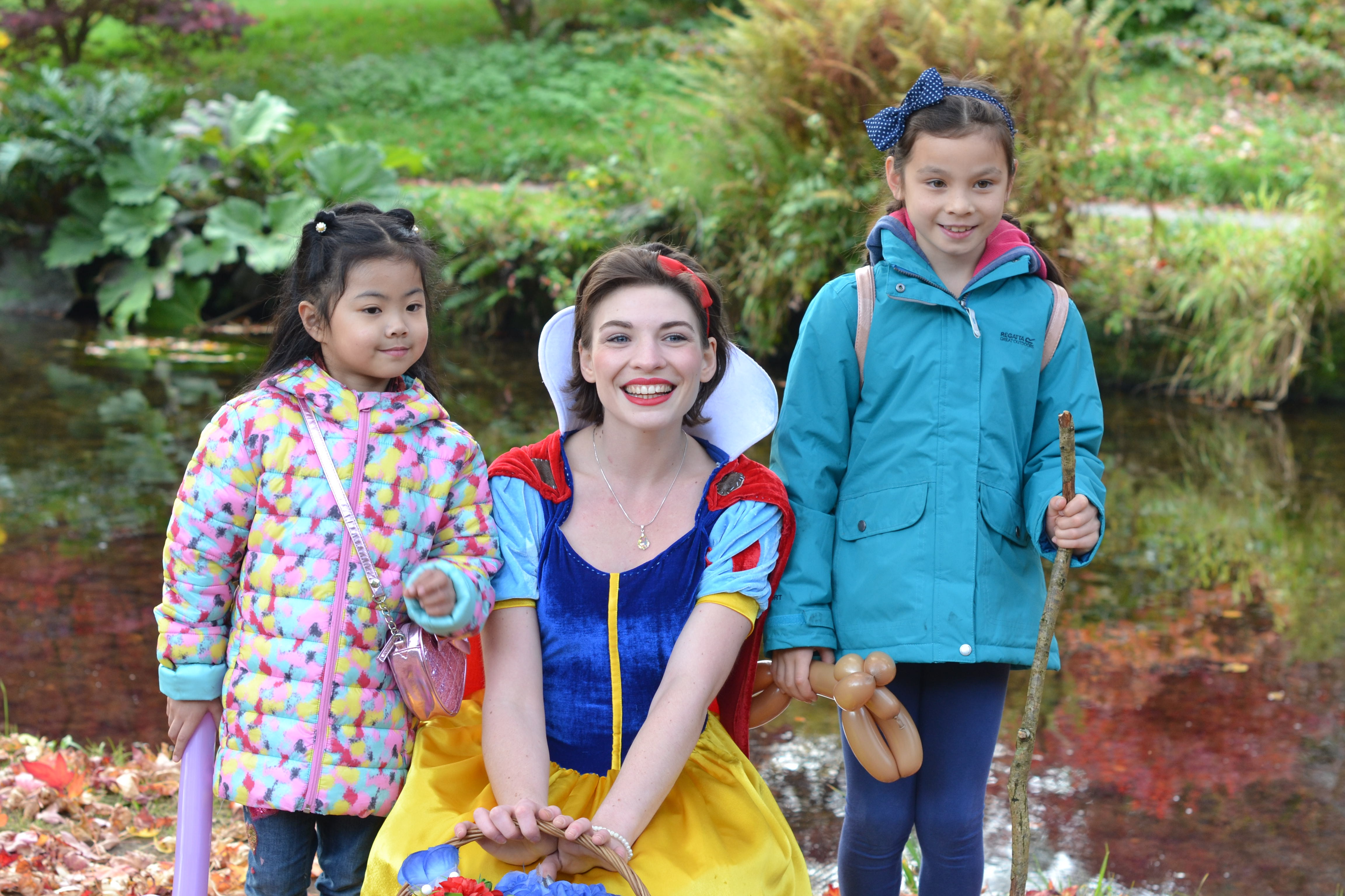 Disney Princess Actors