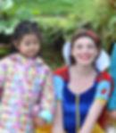 Snow White Party Entertainer, Balloon Twisting Hire