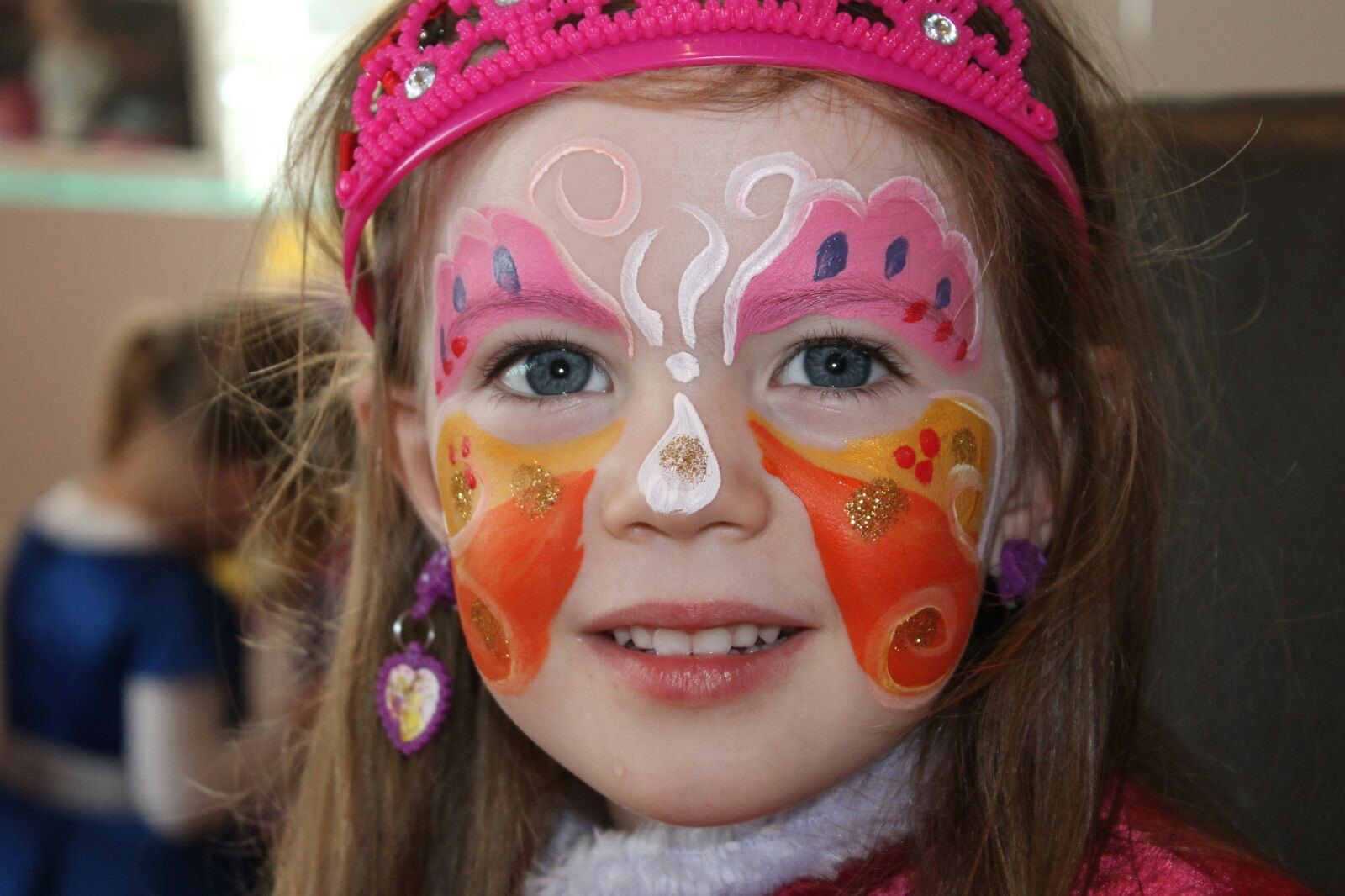 Butterfly Face Painter