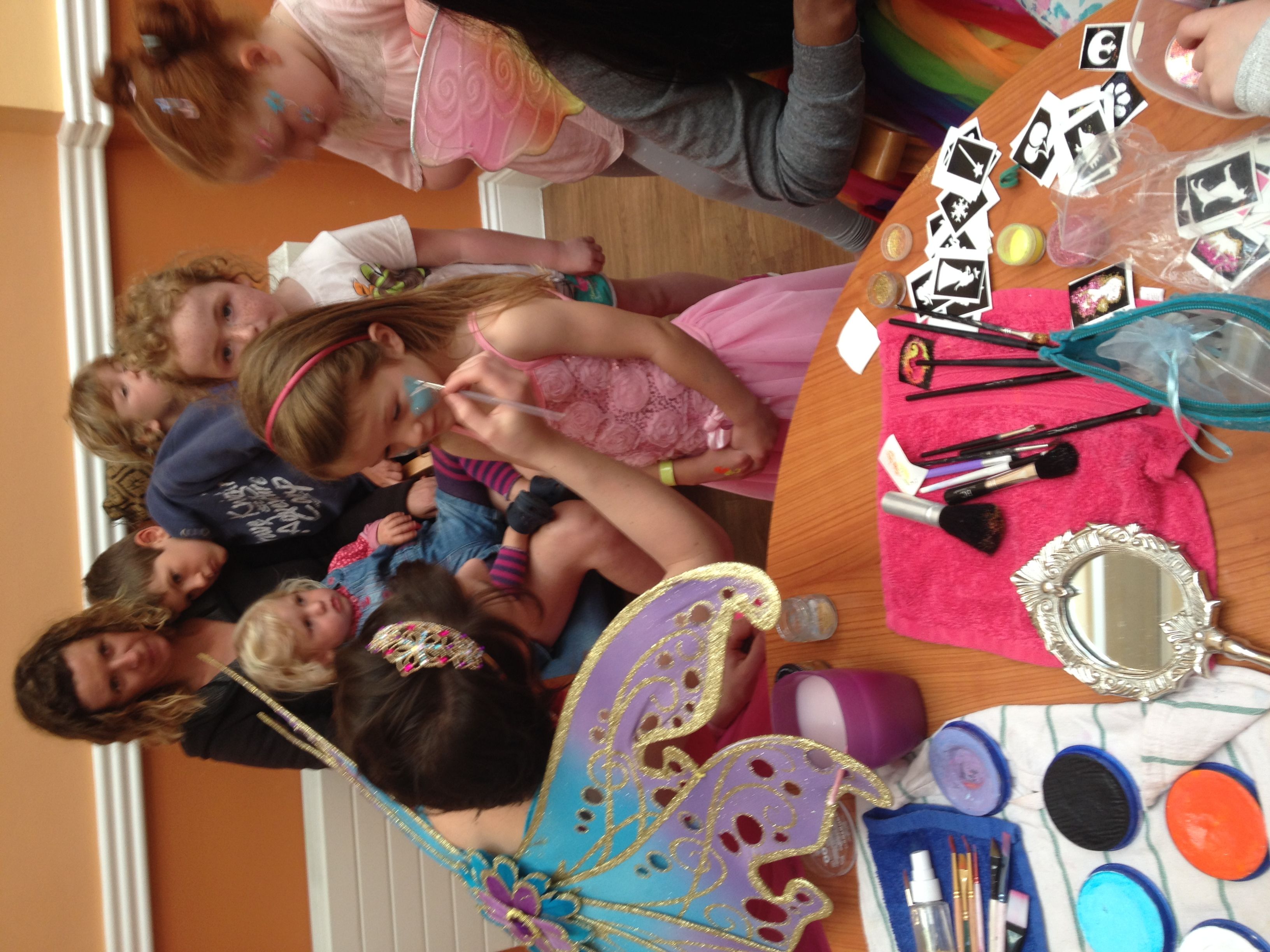 Gracie's 4th Birthday Party