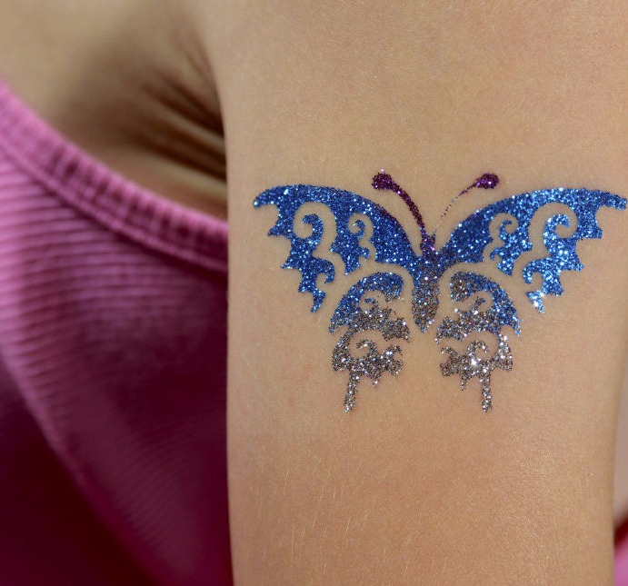 Glitter Tattoos for Parties