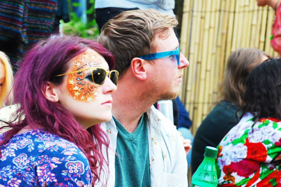 Fesival Face Painting 2015