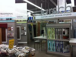 store environment displays