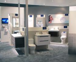 Villeroy & Boch Showroom Displays
