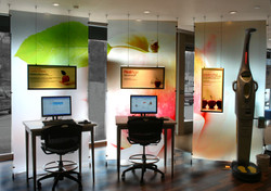 Highmark Health Station Displays