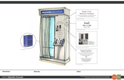 Vignette Tower Display Concept