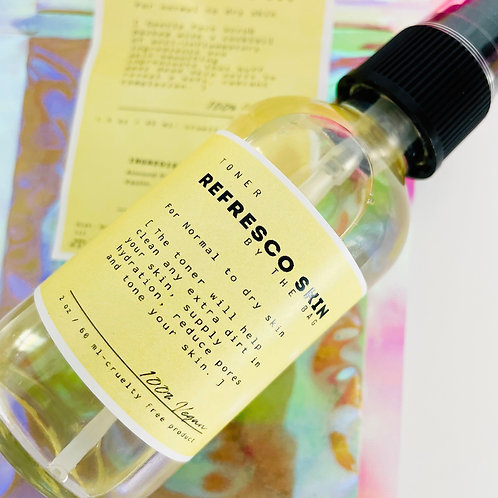 REFRESCO Face Toner