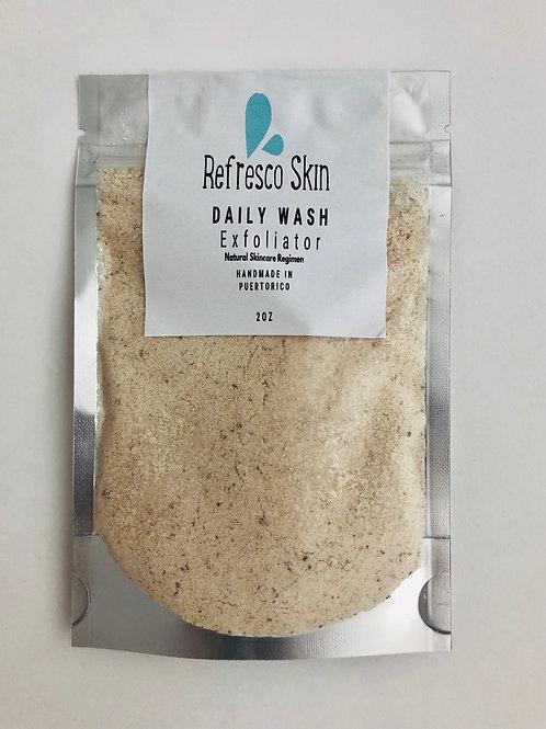 REFRESCO SKIN Daily Wash Face Exfoliator