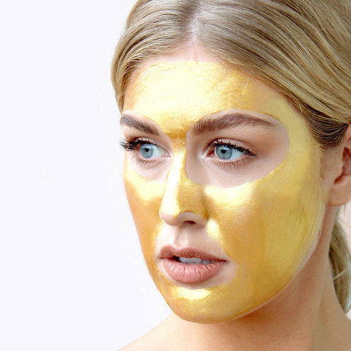 4 Clean your pores mask GOLD