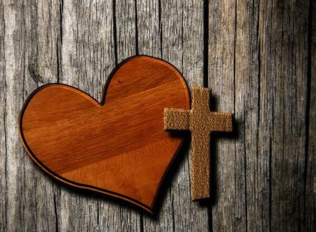 Esvazie-se para ser cheio do amor de Deus