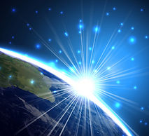 luz-do-planeta-terra-do-espaco-a-noite_4