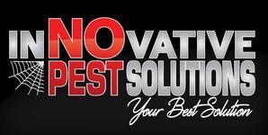 Innovative Pest Solutions logo Design