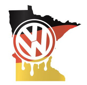 MN VW Decal Design
