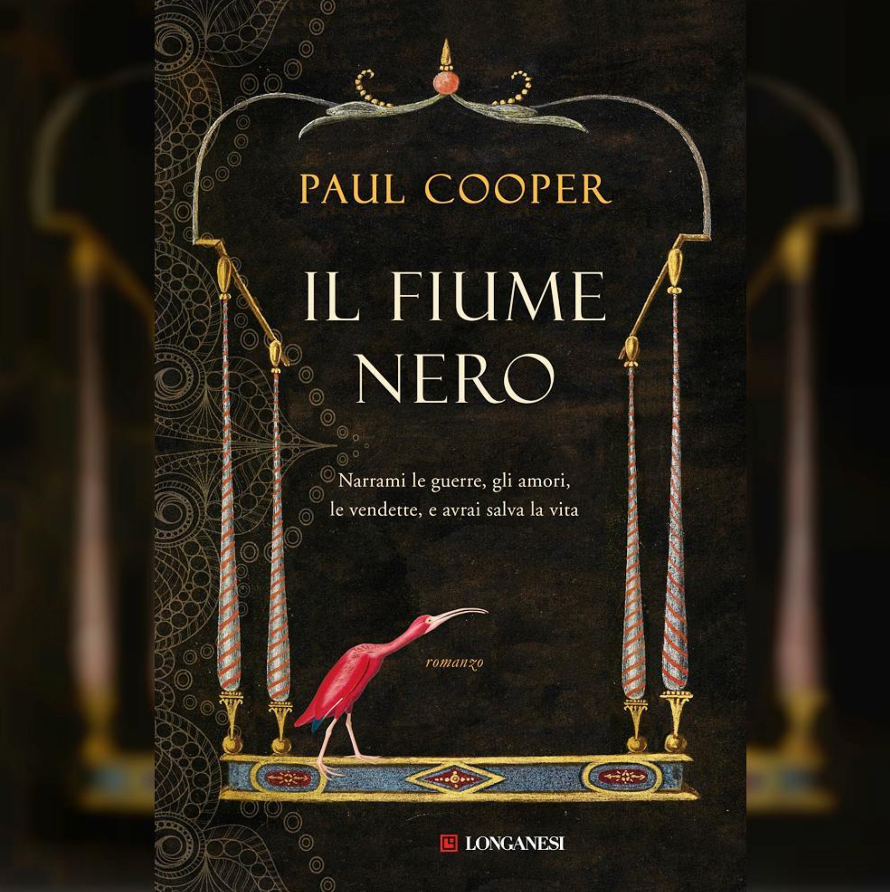 River of Ink by Paul M.M. Cooper