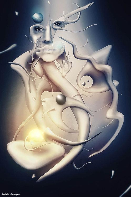 Tirage d'Art Bulb