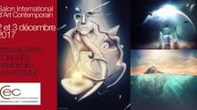 Expo au Salon d'Art Contemporain de Cannes