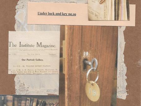 'Under Lock and Key No.19'