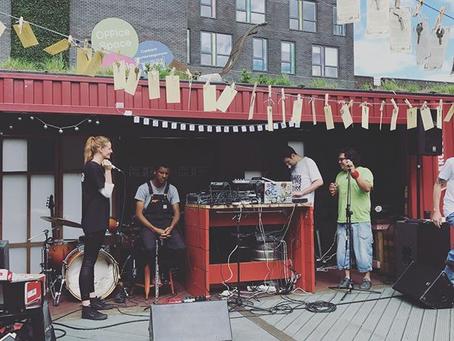 Performing in August