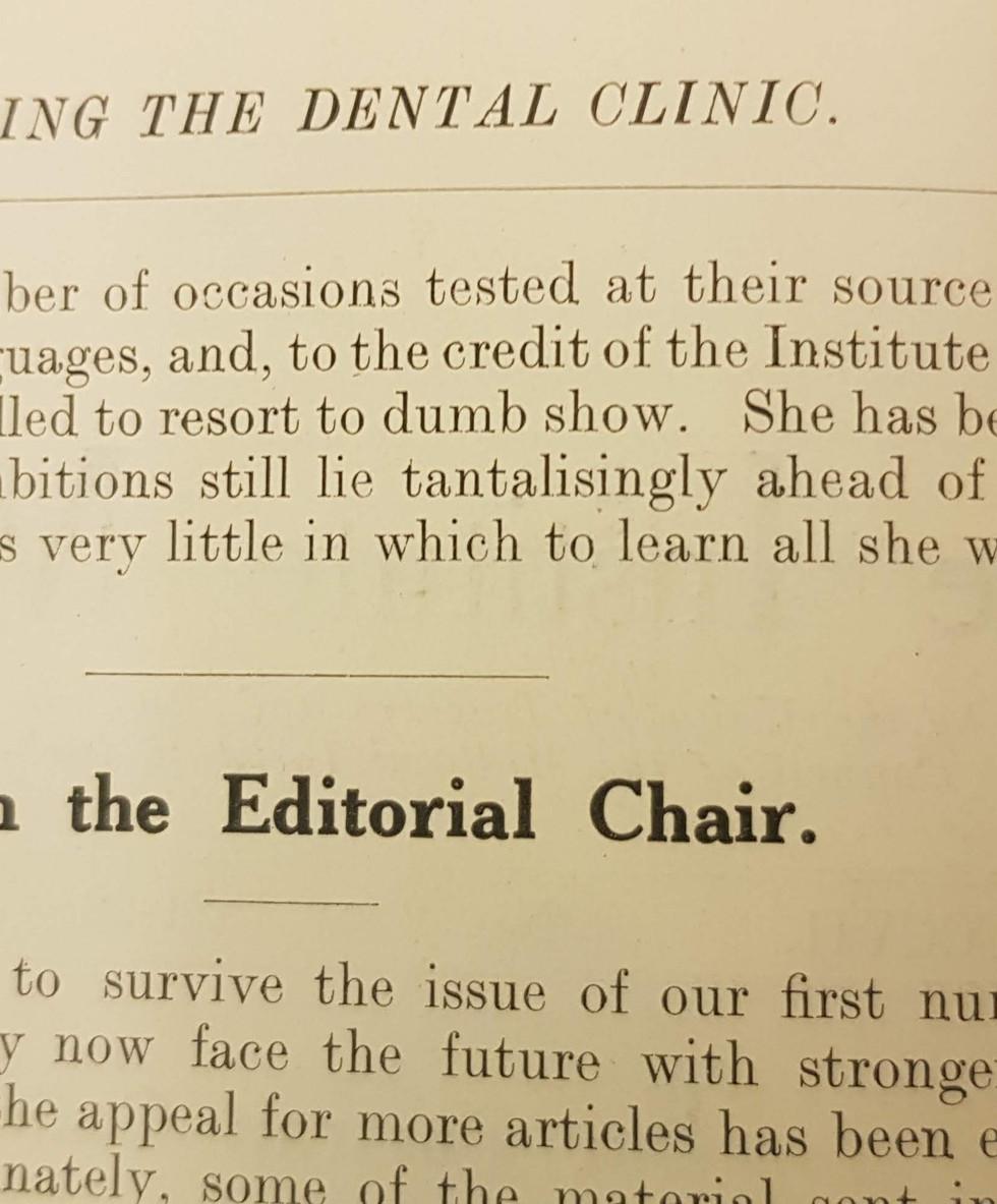 Original Institute Magazine 2