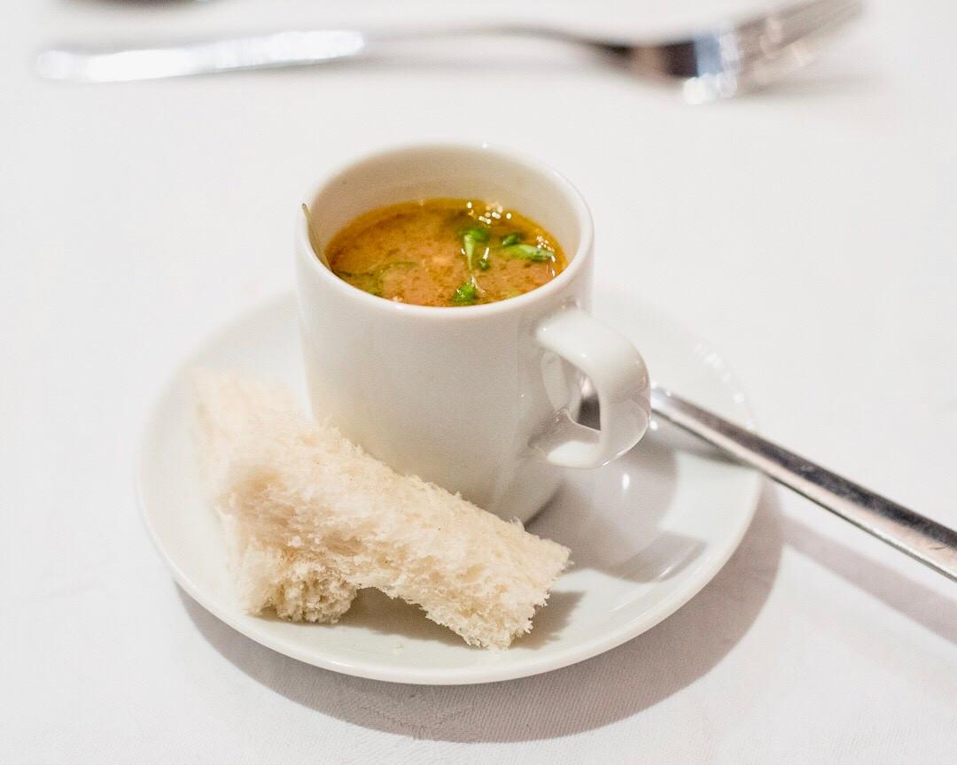 Ground nut soup