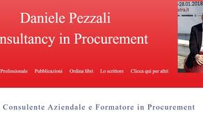 Consulente Aziendale e Formatore in Procurement