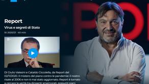 """""""Virus e segreti di Stato"""" l'inchiesta di RAI 3"""