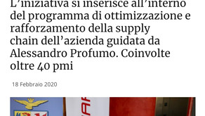 Digital transformation: come le grandi industrie agganciano le PMI nella loro Supply Chain.