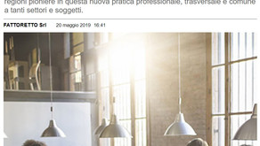 Smart Working & CoWorking: soluzioni per un futuro professionale sostenibile.