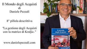 """8° La gestione degli Acquisti con la matrice di Kraljic. Da """"Il mondo degli Acquisti"""""""