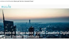 Il Cloud di alta qualità per un servizio professionale!