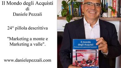 """24° Marketing a monte e Marketing a valle. Da """"Il mondo degli Acquisti"""""""
