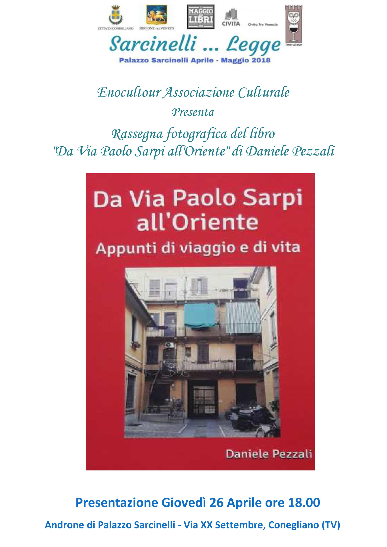 Locandina Sarcinelli rassegna fotografic