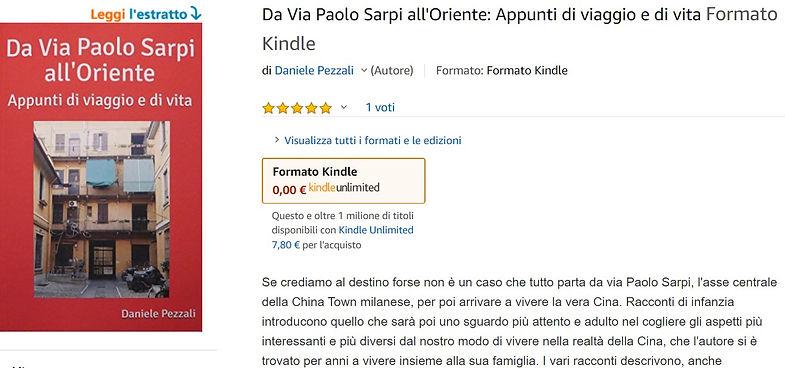 Amazon Da Via Paolo Sarpi e-book complet