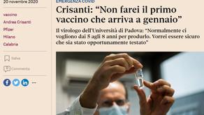 Il vaccino contro il Covid19 è veramente l'ultima ancora di salvezza?
